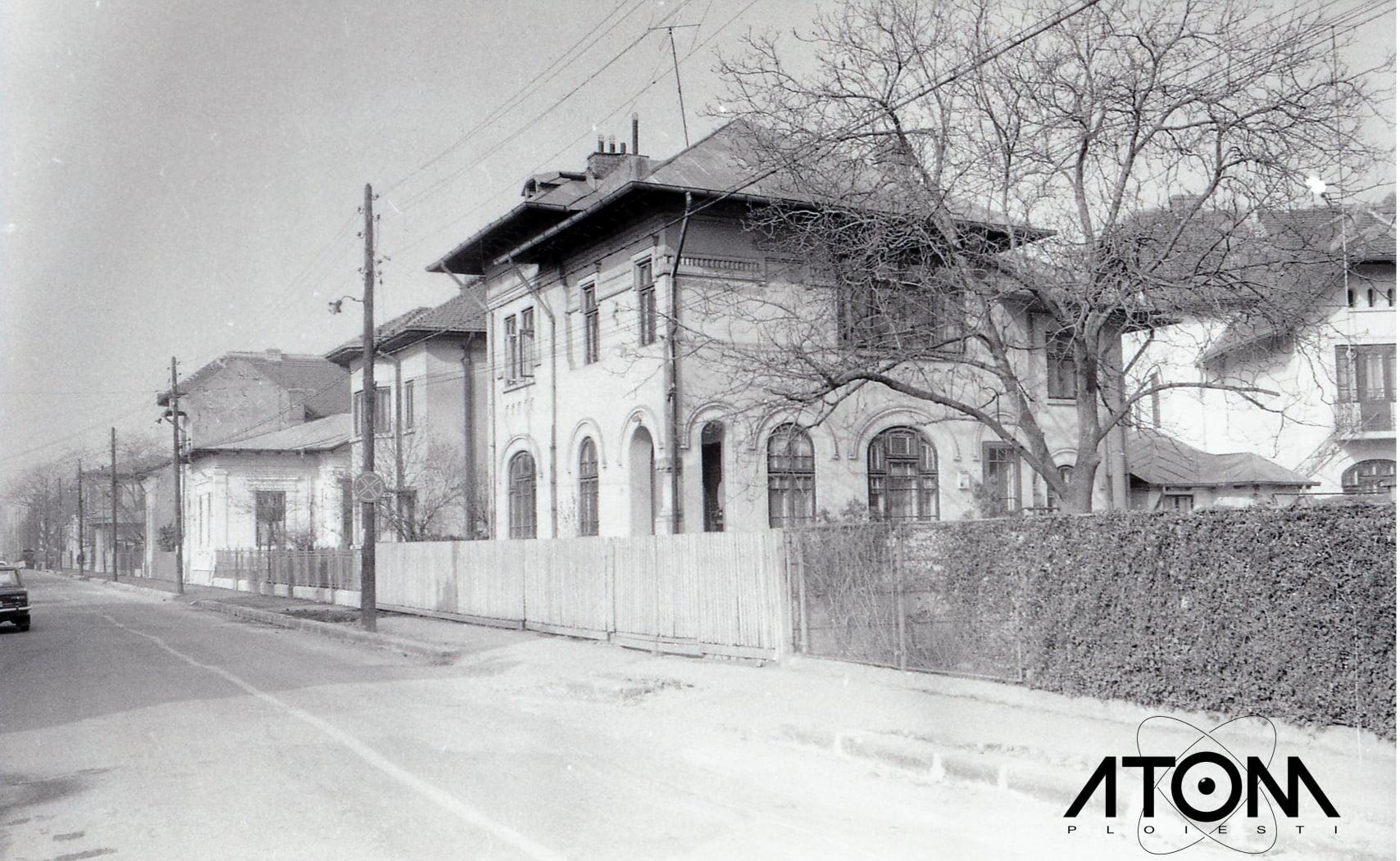 Strada Anul 1907 – foto 1981