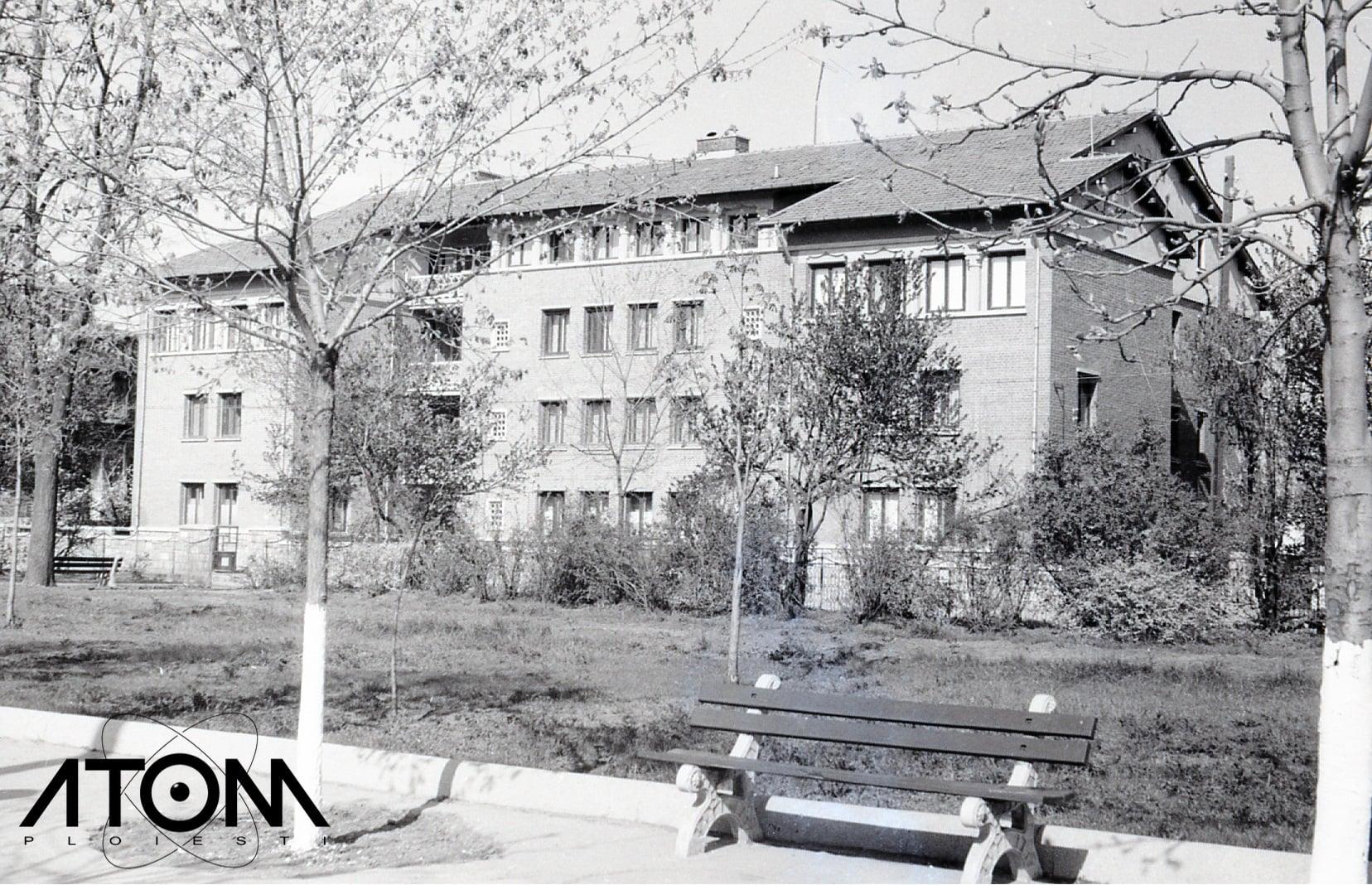 Pe strada Bogdan Petriceicu Hasdeu – foto 1964
