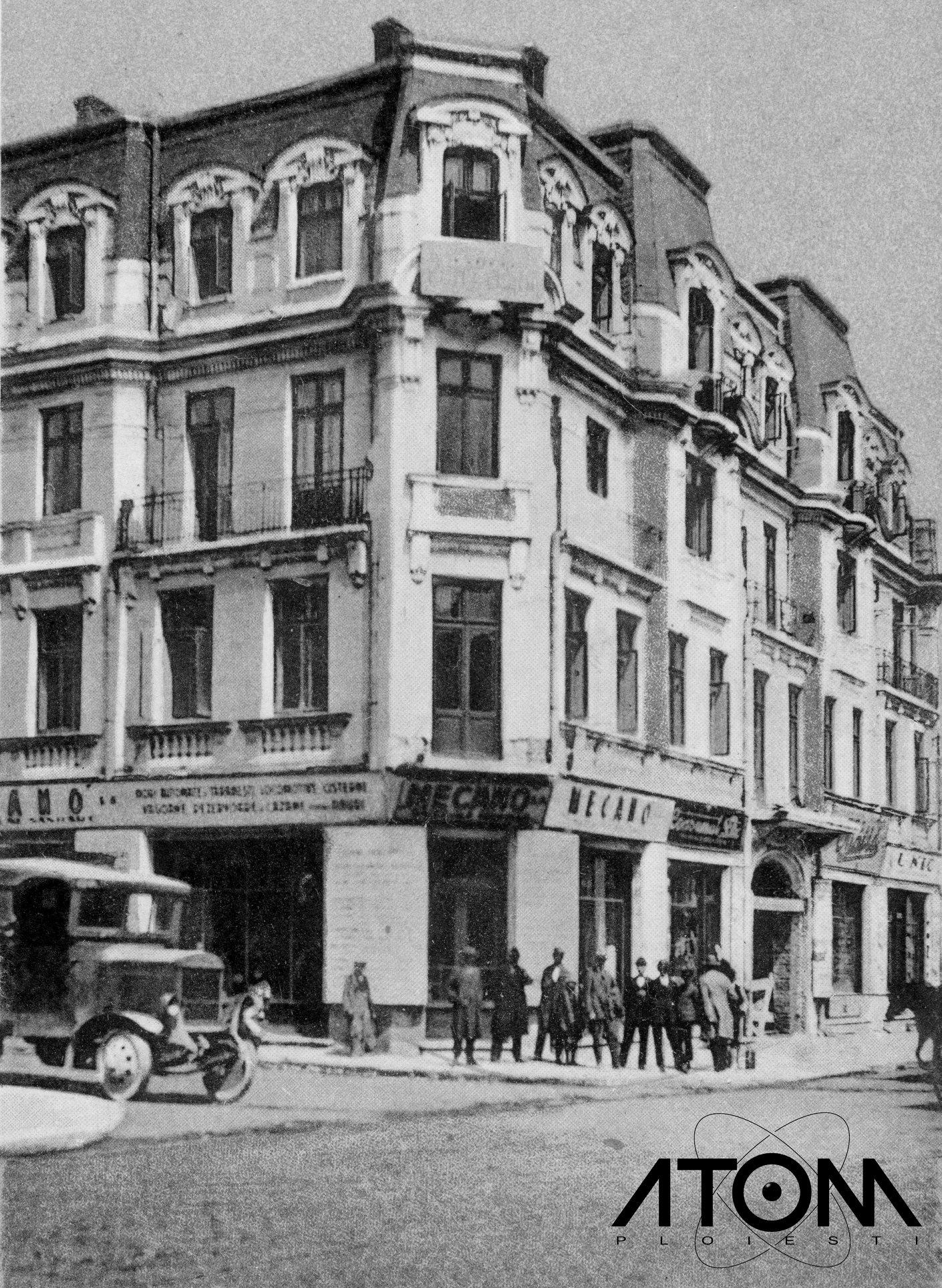 Hotelul Carol – foto 1925