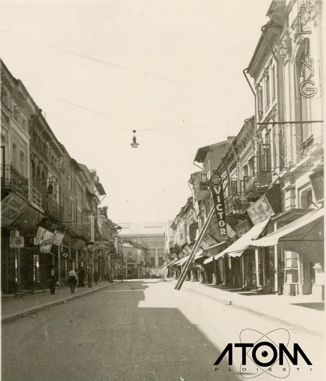 Strada Lipscani – foto 1930