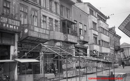strada Lipscani – 1970