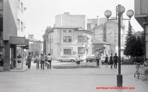 strada General Traian Mosoiu – 1983