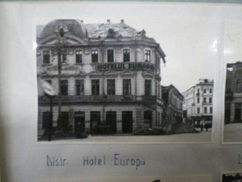 Hotel Europa – 1944