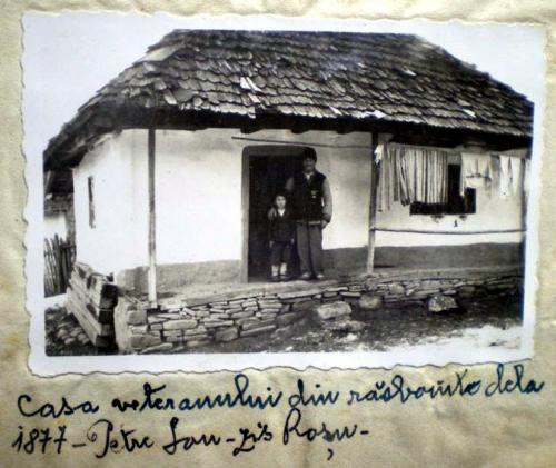 Casa veteranului de razboi de la 1977, Petre Ion zis Rosu – Provita