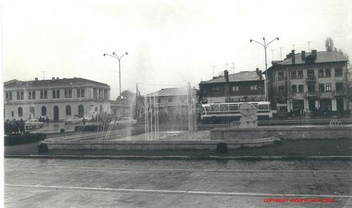 Gara de Sud – 1970