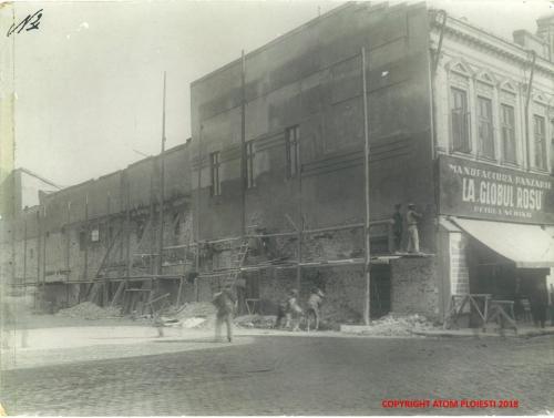 """La """"Globul Rosu"""" – 1932"""