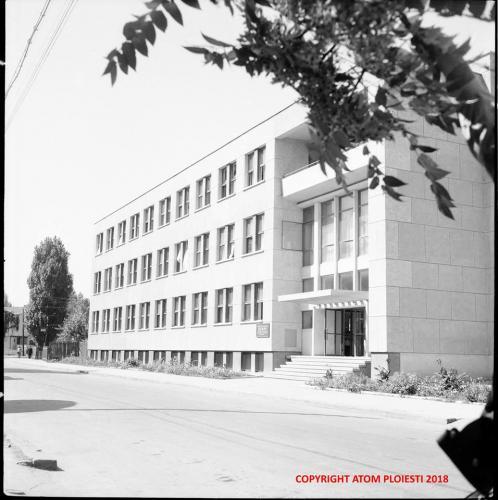 sediul D.S.A.P.C. actual Consproiect S.A – 1963