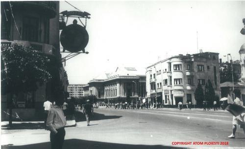 Vedere dinspre strada Doftanei