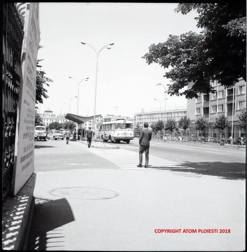 Piata 16 Februarie – 1968