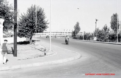 Noul pod de la Gara de Sud – 1962