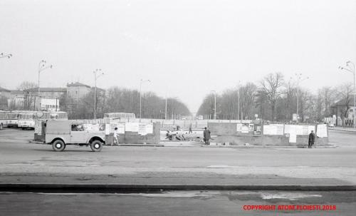 Construirea fantanii arteziene de la Gara de Sud – 1972
