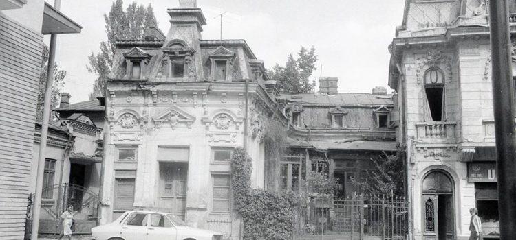 Casa cu lebăda si imobilul Picadilly