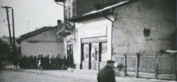 Strada Romană, colţ cu strada Pietrari – 1971