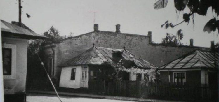 Strada Tudor Vladimirescu în anii '70