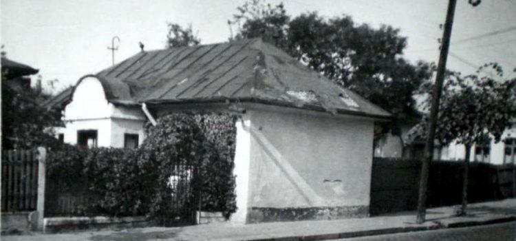 Undeva, pe strada Lupeni – 1971