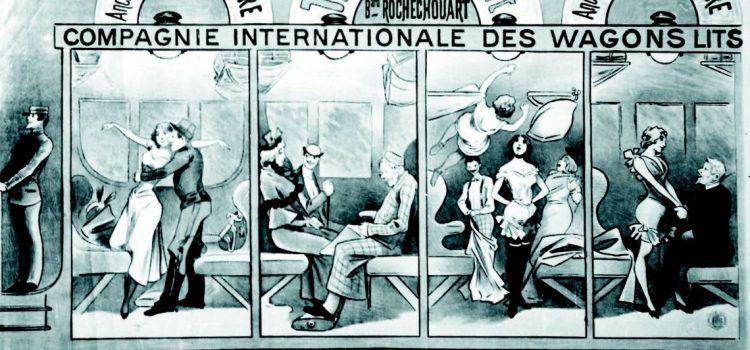 Orient-Express. Trenul care vindea iluzia Orientului in anii La Belle Epoque.