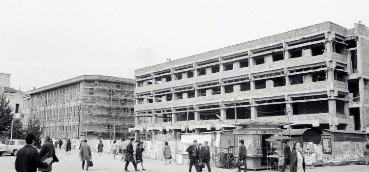 Noul centru civic – foto 1972