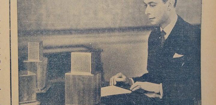 Regele George al VI-lea si discursul rostitpe 3 septembrie 1939 la BBC.