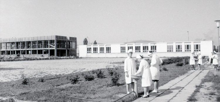 Grup Şcolar de Petrol-Chimie – foto 1966