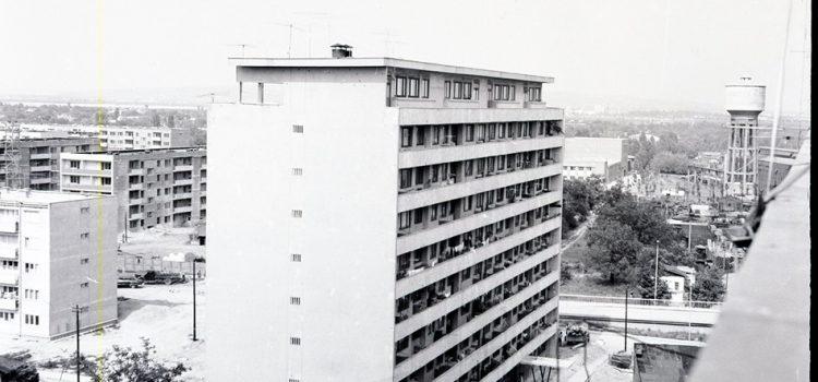 Zona de Sud a orasului – foto 1962