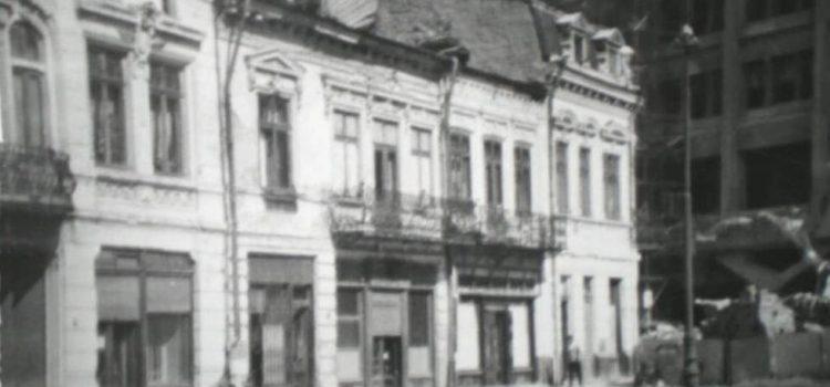 Strada Romană – foto 1970