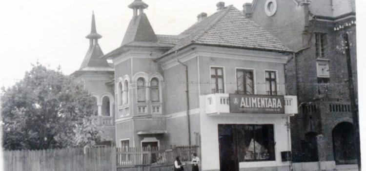 Undeva pe bulevardul Rebublicii – foto 1962