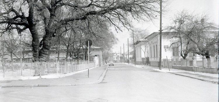 Intersecția străzilor Miciurin (fostă Bordeni) si Anul 1848 (fostă D.C. Brătianu).