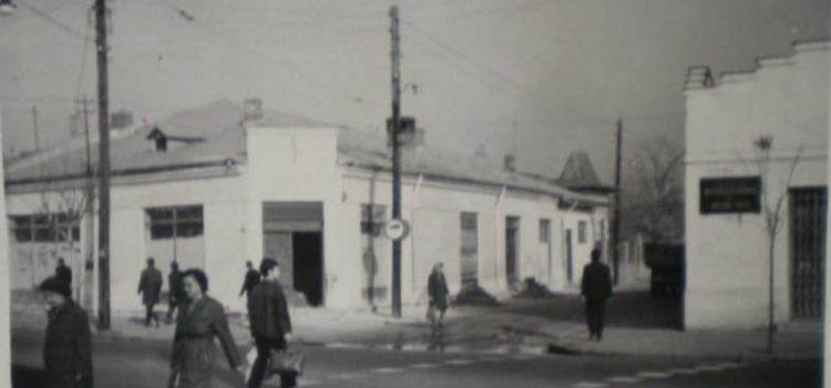 Ccârciumă ploieșteană Vatra Plăieșilor – 1971