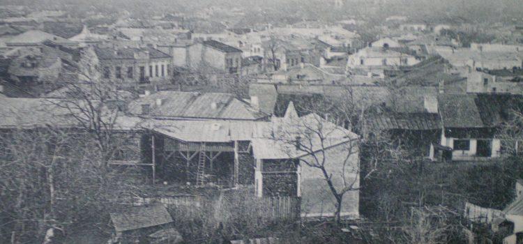 Vedere generala cu St. Stefan si Spiridon – Ploesci 1901