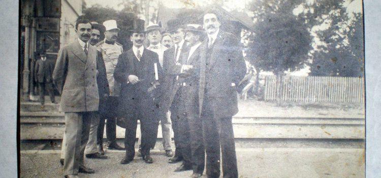 Lumea bună a Ploieștiului de la 1914- 1915.