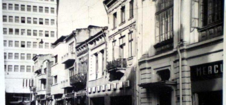 Strada Lipscani – foto 1971