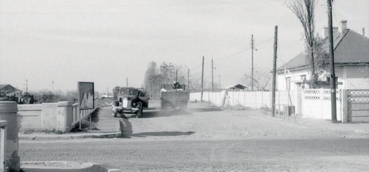 Spre Bariera Bucov – foto 1966