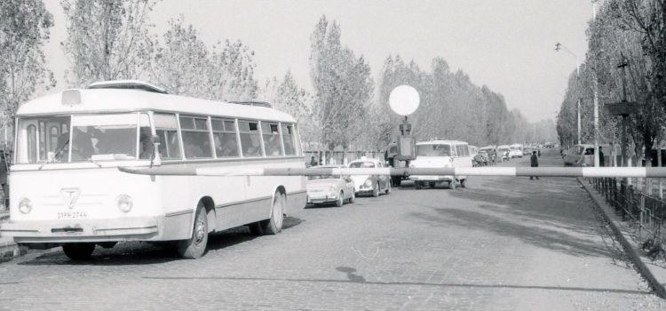 """""""Bariera Bucov"""" – foto 1969"""