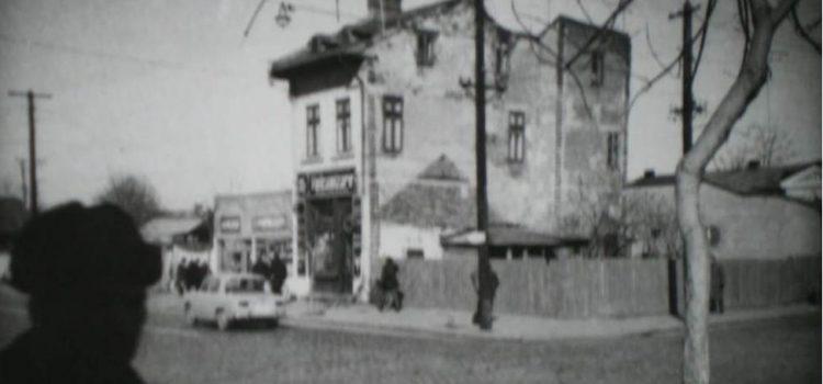 Strada Gheorghe Doja la intersecția cu strada Romană. (foto 1971)