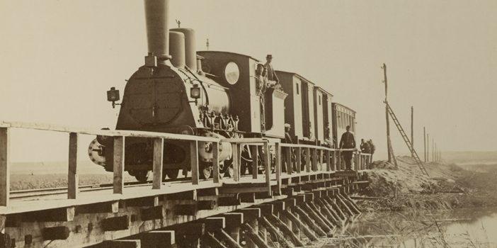 Ce meniru se serveau odinioara, de Craciun, pe calea ferata.