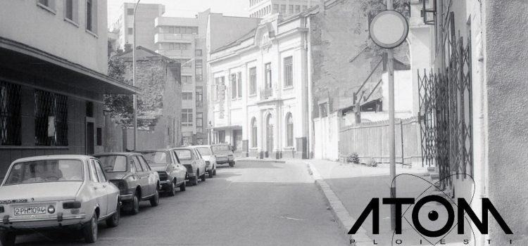 Strada Basarabi – foto 1983