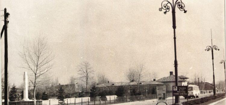 Calea Câmpinii – foto 1950