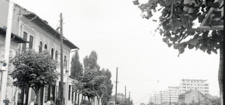 La intersecția Calea Câmpinii cu Calea Oilor – foto 1970