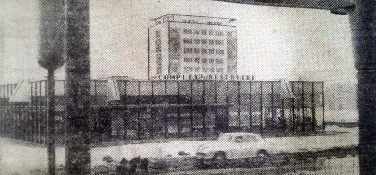 Complex Nord – foto 1970