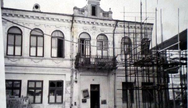 Casa Moțoiu – foto 1970