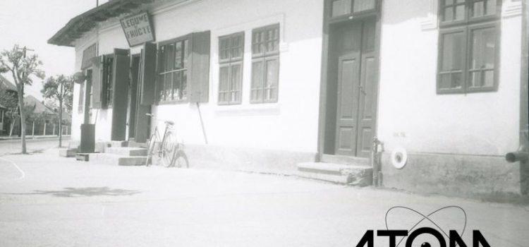 Veche crâșmă de cartier – foto 1963