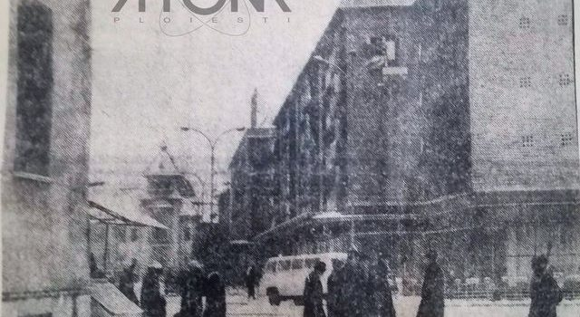 Zona centrala – foto 1970