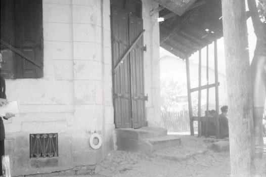 """Bufet """"Vărful cu Dor"""" – foto 1964"""