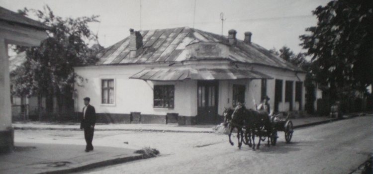 Pe strada Clemenţei – foto 1970