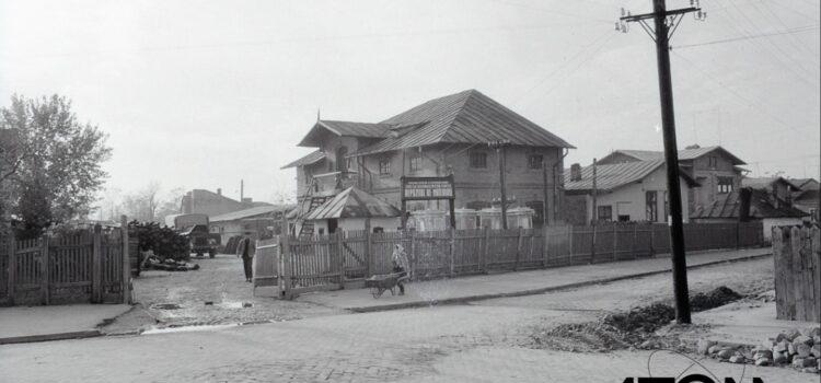 Depozit de materiale PTTR – foto 1966