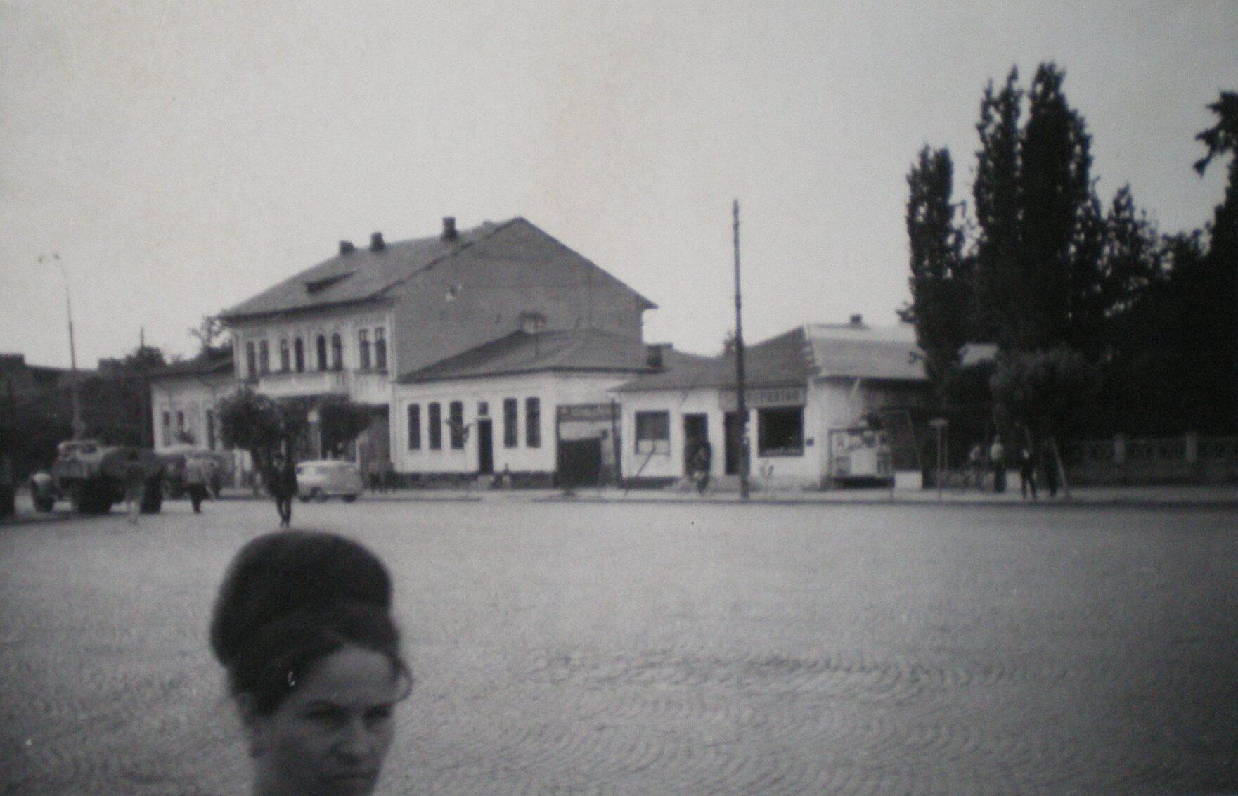 Casele Ioachimescu si Temistocle Vidali – foto 1970
