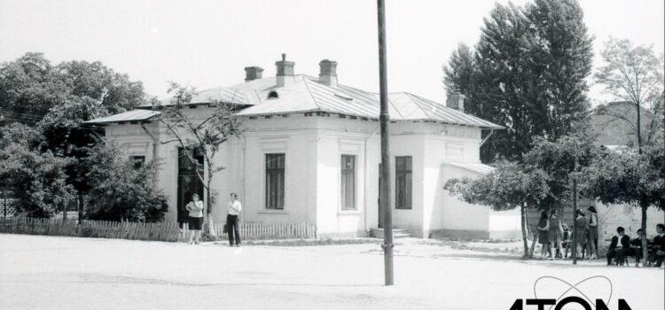 Anexa scolii nr. 9, strada Rareș Vodă – foto 1973