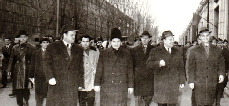 """Uzina de Utilaj Chimic """"UZUC"""" Ploiești – foto 1971"""