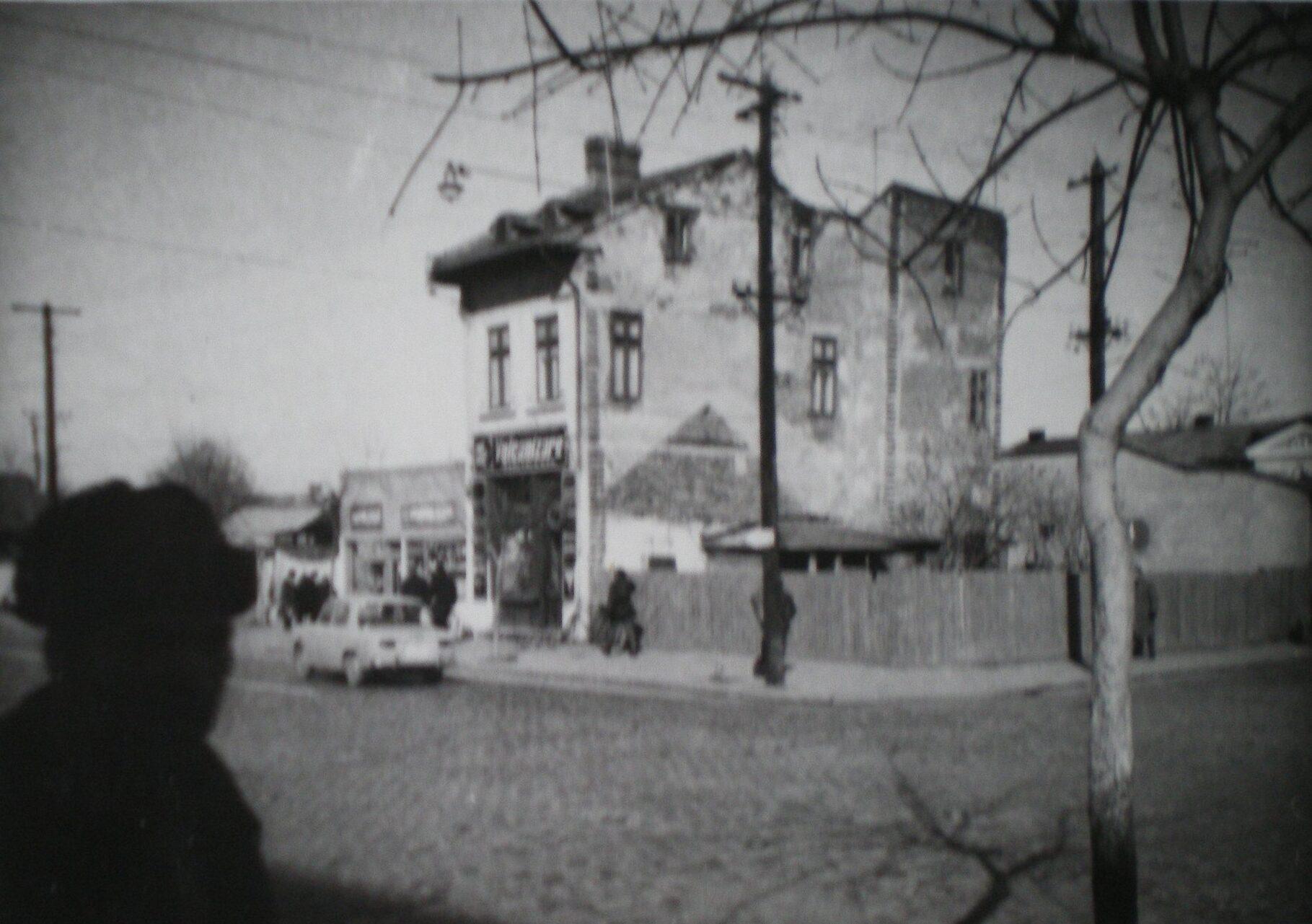 Comerţul de odinioară – foto 1971