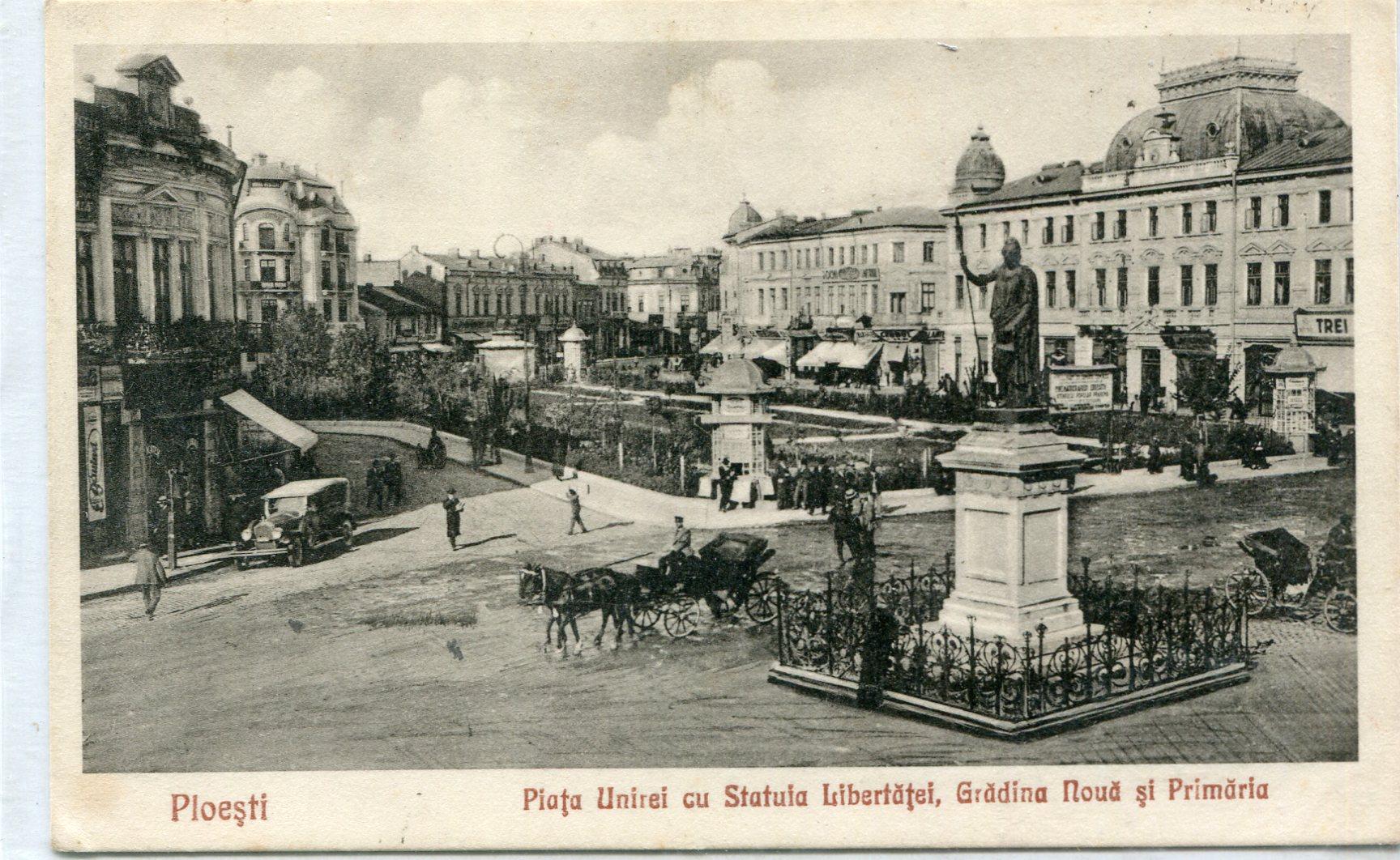 """140 de ani de la dezvelirea monumentului """"Statuia Libertăţii"""""""